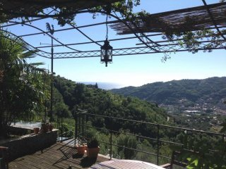 Foto 1 di Casa indipendente frazione San Salvatore, Cogorno
