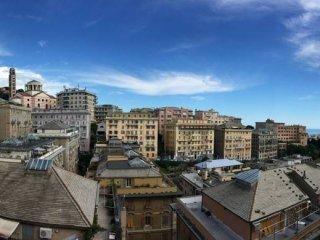 Foto 1 di Quadrilocale via Oberto Cancelliere, Genova (zona Carignano, Castelletto, Albaro, Foce)