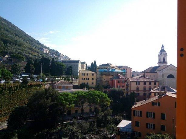 Foto 10 di Quadrilocale via Antica Romana di Quinto 52, Genova (zona Quinto-Nervi)