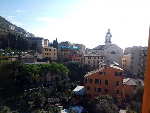 Foto 12 di Quadrilocale via Antica Romana di Quinto 52, Genova (zona Quinto-Nervi)