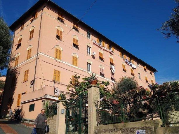 Foto 13 di Quadrilocale via Antica Romana di Quinto 52, Genova (zona Quinto-Nervi)