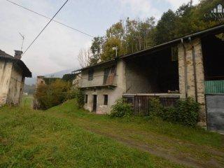 Foto 1 di Rustico / Casale strada Provinciale della Valchiusella, Meugliano