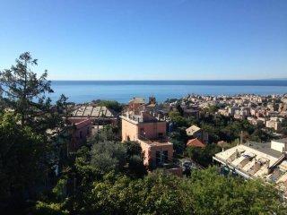 Foto 1 di Monolocale via Buratella 50, Genova (zona Valbisagno (Prato-Molassana-Struppa-S.Gottardo-S.Eusebio))
