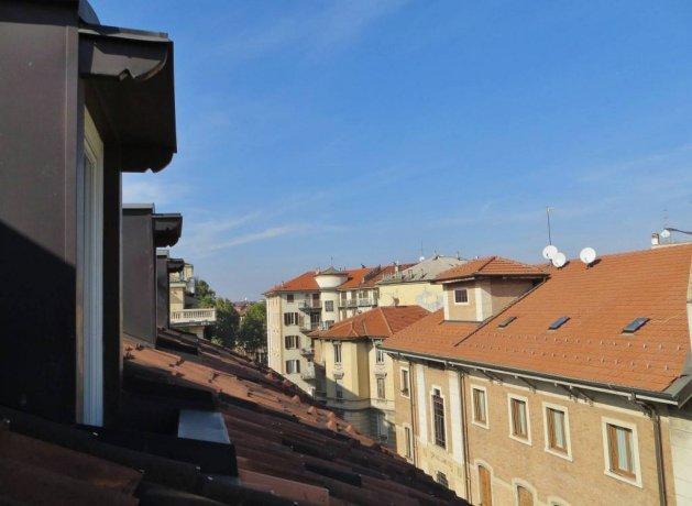 Foto 14 di Quadrilocale via Giovanni Somis 11, Torino (zona Cit Turin, San Donato, Campidoglio)