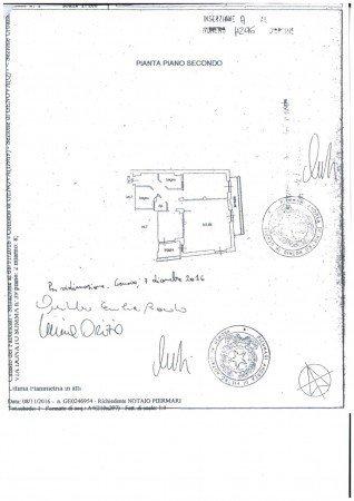 Foto 21 di Quadrilocale via Donato Somma, Genova (zona Quinto-Nervi)