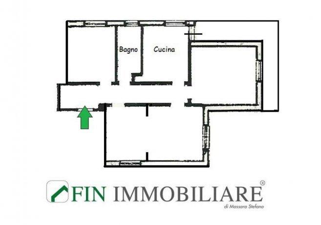 Foto 3 di Appartamento via Massone, Genova (zona Boccadasse-Sturla)