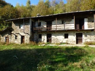 Foto 1 di Rustico / Casale Via pra d'Mill, Bagnolo Piemonte