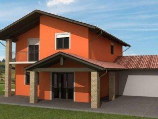 Foto 1 di Villa strada Provinciale 315 84, frazione San Grato, Piozzo