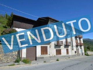 Foto 1 di Bilocale strada Provinciale 23 del Colle di Sestriere 2, Pragelato