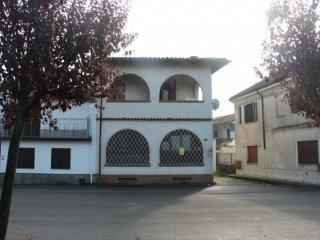 Foto 1 di Casa indipendente Piazza del Municipio, Fontanetto Po