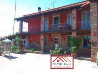 Foto 1 di Villa via Riva, Pocapaglia