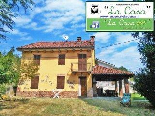 Foto 1 di Casa indipendente strada provinciale 2, Montafia