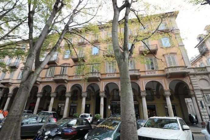 Foto 1 di Appartamento Corso Vinzaglio 19, Torino