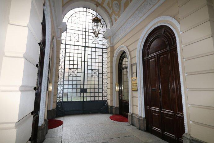Foto 2 di Appartamento Corso Vinzaglio 19, Torino