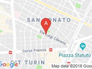 Foto 1 di Quadrilocale Via Cibrario n.31 bis, Torino (zona Cit Turin, San Donato, Campidoglio)