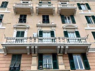 Foto 1 di Quadrilocale via  Repetto, Genova (zona San Fruttuoso)