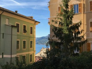 Foto 1 di Trilocale corso Mazzini, Camogli