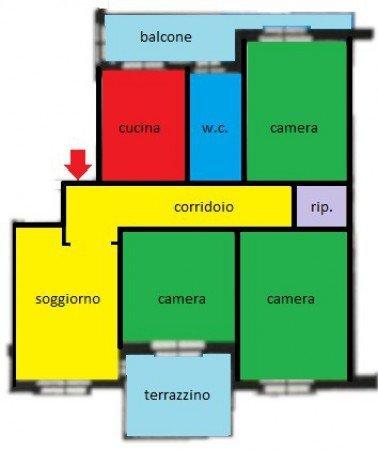 Foto 21 di Appartamento via Don Marcoz, 9, Asti