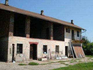 Foto 1 di Rustico / Casale strada Galli, Crescentino