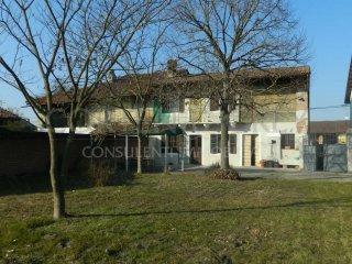 Foto 1 di Appartamento via F. Miraglio 40, frazione San Silvestro, Crescentino