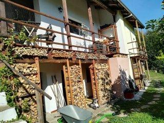 Foto 1 di Rustico / Casale via Cresta 5, Rueglio