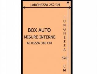 Foto 1 di Box / Garage via Giuseppe Mazzini 176, Bologna (zona Mazzini, Fossolo, Savena)