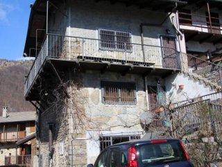 Foto 1 di Rustico / Casale Borgata Picco, Coazze
