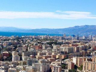 Foto 1 di Appartamento via Mario Mazza, Genova (zona Valbisagno (Prato-Molassana-Struppa-S.Gottardo-S.Eusebio))