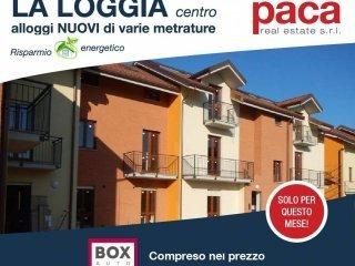 Foto 1 di Quadrilocale via Roma 22, La Loggia