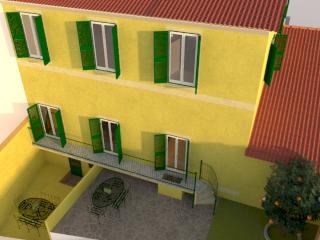 Foto 1 di Appartamento Via Al Collegio, frazione Voze, Noli