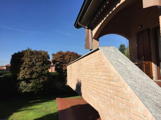Foto 4 di Villa via Amerigo Vespucci, Bernareggio