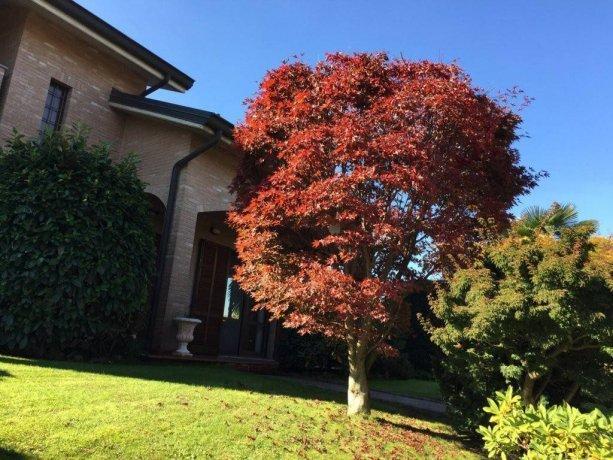 Foto 10 di Villa via Amerigo Vespucci, Bernareggio