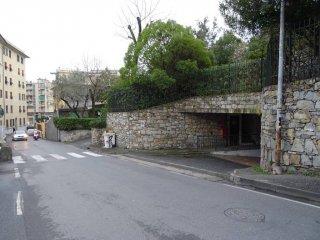 Foto 1 di Box / Garage via Gabriele Rossetti, Genova (zona Quarto)