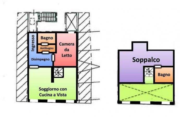 Foto 16 di Quadrilocale via Borgo dei Leoni, Ferrara