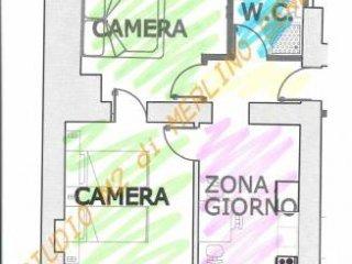 Foto 1 di Bilocale via Camillo Benso Conte di Cavour, Garessio