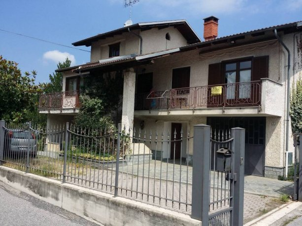 villa rustica indipendente Peveragno via Bisalta