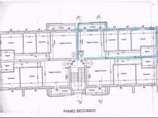 Foto 1 di Quadrilocale via Modda, frazione San Frediano A Settimo, Cascina