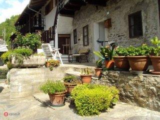 Foto 1 di Casa indipendente Borgata Briere 13, San Germano Chisone