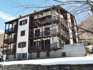 Foto 1 di Bilocale Condominio Nivolet 1B, Prali