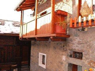 Foto 1 di Rustico / Casale Frazione Tilly 99, frazione Tilly, Challand Saint Anselme