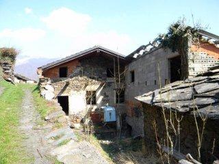 Foto 1 di Rustico / Casale Borgata Serre 1, Inverso Pinasca