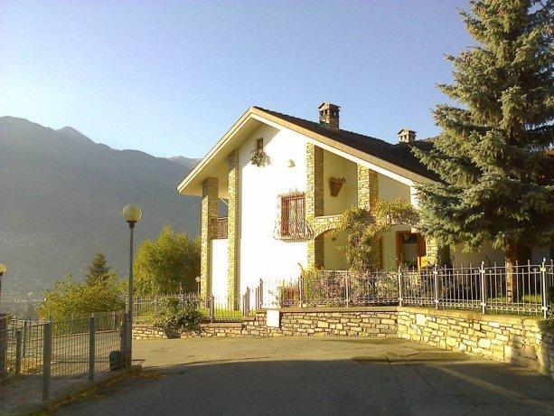 Foto 4 di Villa via Bonaventure Philibert Bornyon, Aosta