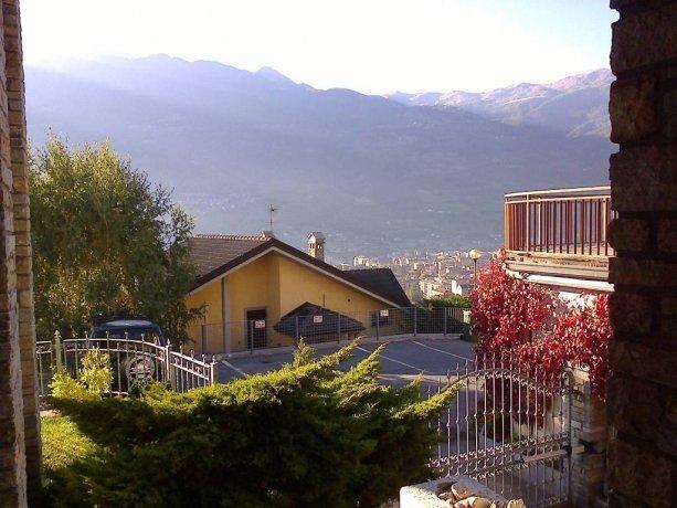 Foto 7 di Villa via Bonaventure Philibert Bornyon, Aosta