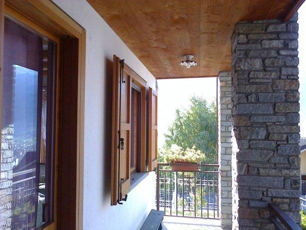 Foto 11 di Villa via Bonaventure Philibert Bornyon, Aosta