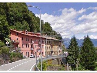 Foto 1 di Attico / Mansarda strada Statale 34 del Lago Maggiore, Cannobio
