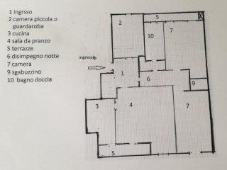 Foto 1 di Appartamento via Ortolani, Bologna (zona Mazzini, Fossolo, Savena)