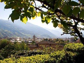 Foto 1 di Villetta a schiera via Alessandro Passerin D'Entreves 9, Aosta