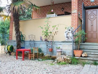 Foto 1 di Villa via Scandellara, Bologna (zona San Vitale - Massarenti)