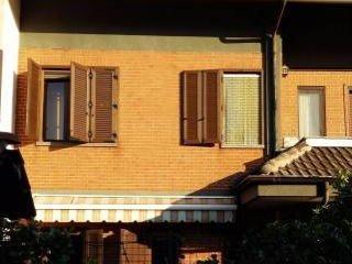 Foto 1 di Villetta a schiera via Rainero 20, frazione Borgaretto, Beinasco