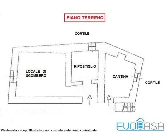 Foto 20 di Rustico / Casale Frazione Castel del Bosco 118, Roure